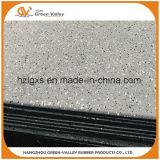 Tapis de sol en caoutchouc EPDM Anti-Slip 1mx1m pour zones sportives