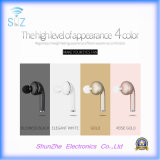 Novo fone de ouvido sem fio de fone de ouvido com Bluetooth Mic para iPhone Mobile Phone