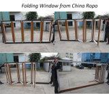 Porte de pliage de profil de PVC de qualité