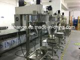 Máquina de etiquetado de relleno del tarro que capsula del polvo completamente automático de la botella