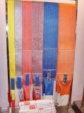 1 ton 6 het Opheffen van de Singelband van de Polyester van de Vlakke van de Slinger Meters Factor van de Veiligheid