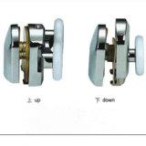 مبتكر تصاميم [ستينلسّ ستيل] باب زجاجيّة يعلّب عجلة