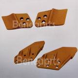 taglierina del lato del acciaio al carbonio del dente della benna degli escavatori dell'acciaio legato 332-C4390