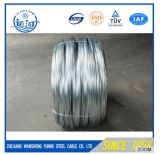 3.15mm Zink-Beschichtung-Stahldraht für Armierungs-Kabel