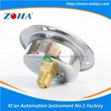 Instrument de pression générale axiale de 60 mm avec bride avant