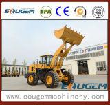 Lista de preço movente do carregador de cubeta da máquina da terra chinesa do fornecedor Zl50g