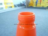 Cone do tráfego do tipo 320mm de Jiachen com furo superior especial