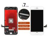 Оригинал отсутствие экрана касания индикации LCD мертвого пиксела черного белого на iPhone 7 Apple (XSLI-007)