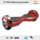 8inch Self Balance Scooter elétrico Bluetooth LED Light E-Scooter de 2 rodas