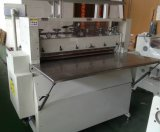 Meia máquina do corte e completamente do corte do cortador transversalmente