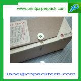 カスタマイズされた印刷された紙箱の衣服ボックス包装ボックス靴箱