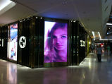 El panel de visualización a todo color publicitario popular de LED de la pantalla de P4.81 LED