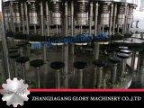 Línea de embotellamiento automática del refresco máquina de embotellado de cristal