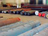 Barra redonda quente de aço de forjamento