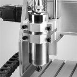 Машина Engraver маршрутизатора CNC 3 осей с водой 800W охладила