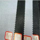 Camicia fusibile mescolata cotone del poliestere che scrive tra riga e riga