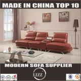 حمراء وظيفيّة جلد أريكة [لز011]