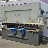 We67k elektrohydraulische Servopumpe gesteuerte CNC-Presse-Bremse