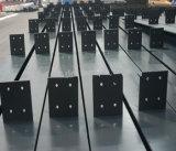 체육관 건물을%s 무거운 강철 구조물