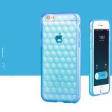 Caja del teléfono del diseño de 2016 burbujas para el iPhone 6 más