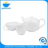 Insieme di tè cinese bianco personalizzato di marchio