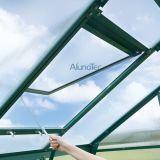Casa verde de aluminio en talla modificada para requisitos particulares