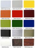 El panel compuesto de aluminio de la pintura colorida del PE