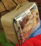 Heiße Verkaufs-haltbarer freier Raum Belüftung-Bettwäsche-Beutel mit Griffen