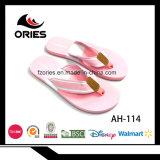 Pattini dei sandali delle donne di Outsole EVA di colore Assorted tomaie di modo della tessitura