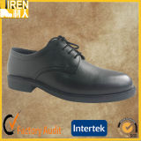 Chaussures en cuir Goodyear Welt Military Men