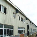 Edifícios Prefab do metal com mezanino