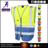 Vestiti riflettenti di sicurezza con la maglia Pocket