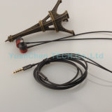Trasduttore auricolare equilibrato dinamico ibrido dell'ebano dell'armatura di Earbud del trasduttore auricolare di Bosshifi B1m