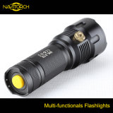 3 kleuren LED Flashlight Torch voor Fishing en Hunting