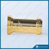 Het Verpakken van de Decoratie van het Metaal van het Knelpunt van het glas (hj-MCJM07)