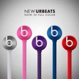 Draagbaar in-oor Urbeats 2.0 de Oortelefoon van de Hoofdtelefoon met de Microfoon van de Draad