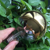 2W 4W 6W 8W G80 Half Silver LED Filament Bulb Lamps