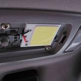 Шарик светильника купола 48 светов панели автомобиля белого света УДАРА СИД T10 4W 12V SMD нутряной