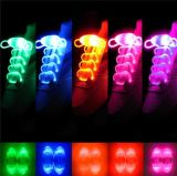 LED-Sport-Spitze-blinkende Glühen-Stock-Brücke RGB-Schuh-Spitzee