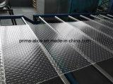 Molti colori di vaste stuoie di gomma costolate del pavimento di /Wide/Fine/Corrugated in Rolls