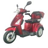500W vespa eléctrica Trike, triciclo eléctrico adulto de la movilidad de la rueda caliente de la venta 3 con el freno de tambor (TC-020)
