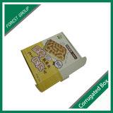 ケーキニースデザイン直接工場価格の包装ボックス菓子器のボール紙