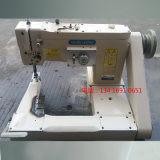 Зигзага Подавать---Рукоятки масла одиночной иглы нижняя подавая швейная машина автоматического