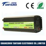 invertitore solare dell'alimentazione elettrica di CA 220V di CC 12V di Inveter di potere 3000W