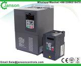 FREQUENZ-Inverter Wechselstrom-Laufwerk VFD 0.4-2.2kw des einphasig-220V/380V Mini