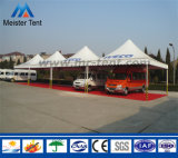 Im Freienpagode-Kabinendach-Zelt für Partei