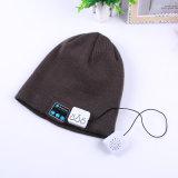 Alto sombrero que hace punto de acrílico de Qualtity Bluetooth