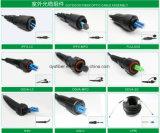 LC, Sc, FC, St, Mu, MTRJ, Mu, MPO, MTP, Odva, Fullaxs, шлямбур Patchcord оптического волокна, кабель заплаты оптического волокна, шнур заплаты оптического волокна