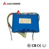 22.2V 2000mAh 6s1p 18650 Lithium Li-ion Battery Pack Rechargeable