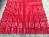 Walzen automatisches Dach gewelltes Blatt die Formung der Maschine kalt